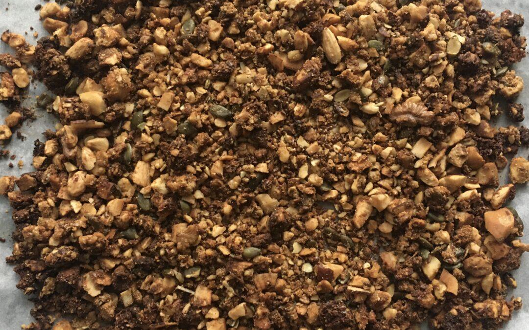 Noten granola